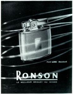 10 x Original-Werbung/ Anzeige 1955 bis 1970 - FEUERZEUGE - UNTERSCHIEDLICHE GRÖSSEN