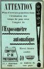 10 x Original-Werbung/ Anzeige 1896 bis 1963 - BELICHTUNGSMESSER - Größe unterschiedlich
