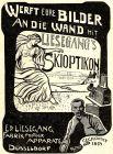10 x Original-Werbung / Anzeigen 1901 - 1962 - PROJEKTOREN / VERSCHIEDENE GRÖSSEN