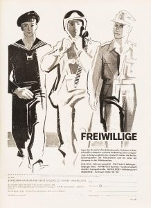 10 x Original-Werbung/ Anzeigen 1956 BIS 1969 - BUNDESWEHR - GANZE SEITEN