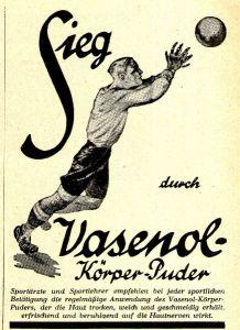 10 x Original-Werbung/ Anzeige 1894 bis 1930 - SPORT - verschiedene Größen