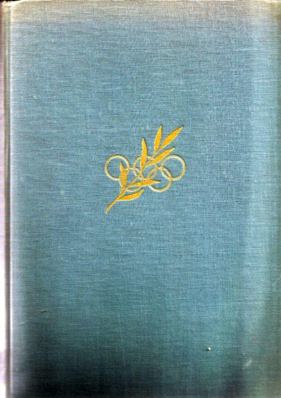 Heinzmann, Arthur (Ed.) Les Jeux de la XIVe Olympiade St. Moritz et Londres 1948