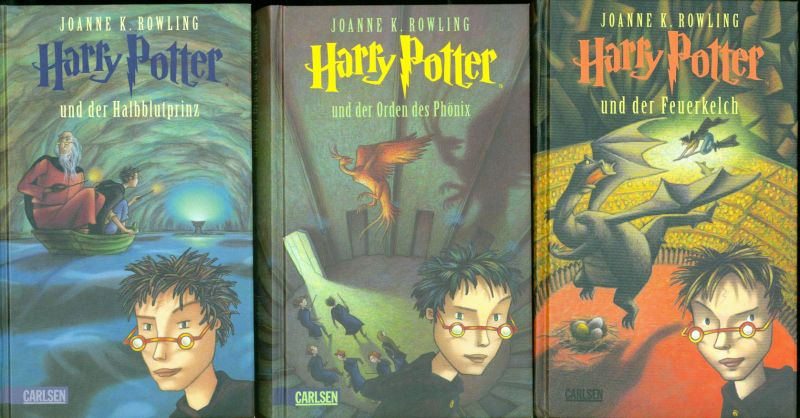 Harry Potter Band 1