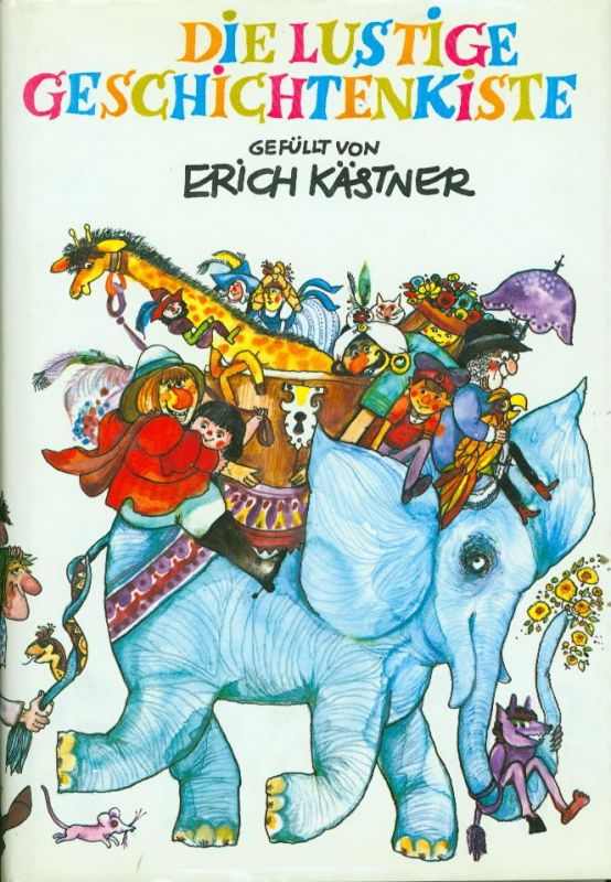 Erich Kästner - 5 Bücher