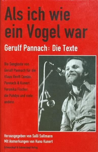 Gerulf Pannach - Die Texte 0
