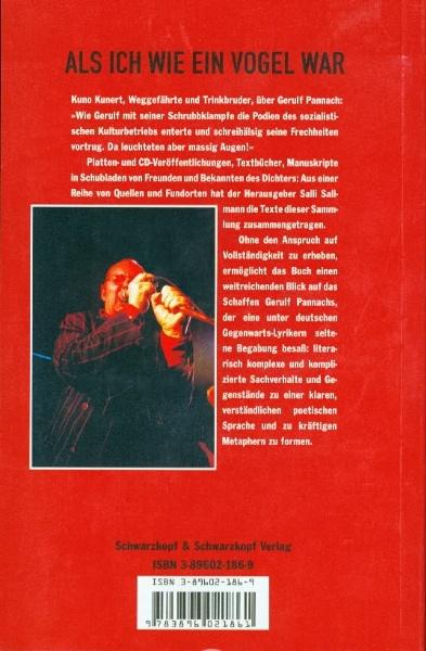 Gerulf Pannach - Die Texte 1