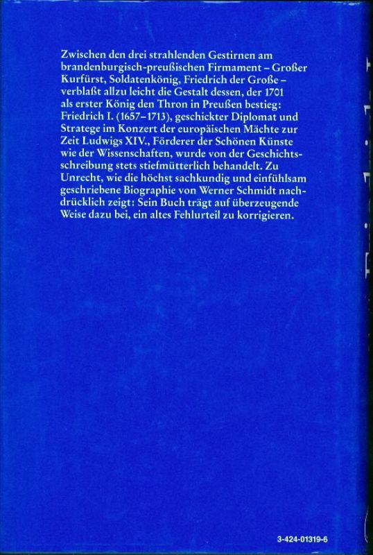 Werner Schmidt - Friedrich I. 1