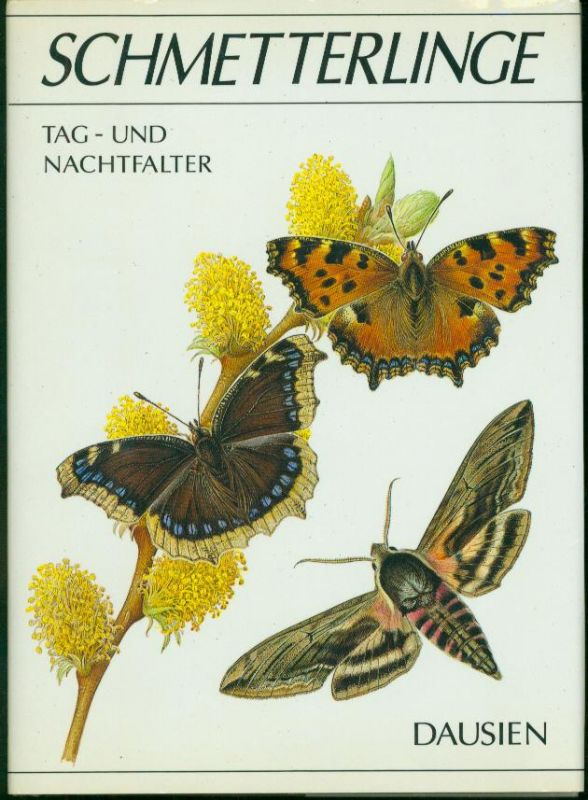 Schmetterlinge - Tag- und Nachtfalter