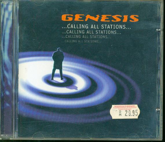 Genesis - ... Calling all stations