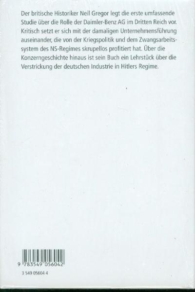 Neil Gregor - Stern und Hakenkreuz