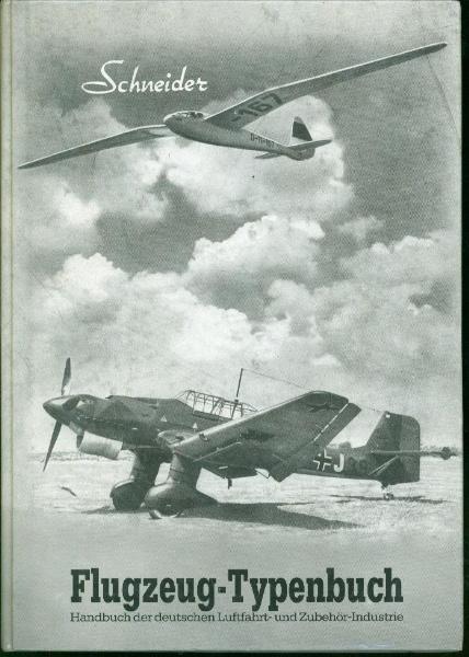 Schneider - Flugzeug-Typenbuch