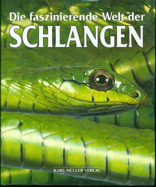 Johan Marais - Die faszinierende Welt der Schlangen