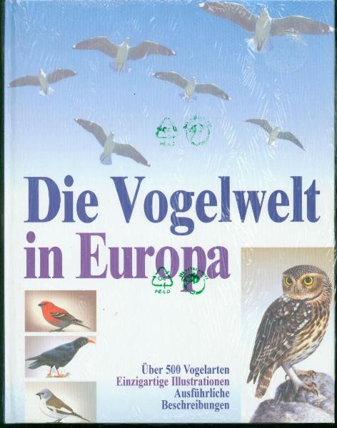 Die Vogelwelt in Europa