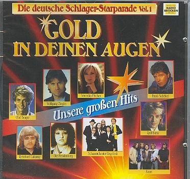 CD Gold in deinen Augen