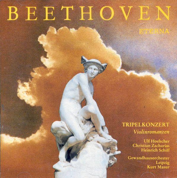 CD Beethoven - Konzert für Klavier, Violine, Violoncello und Orchester