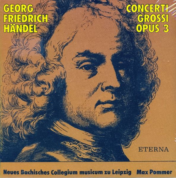 CD Händel - Concerti grossi op.3