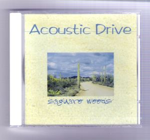 CD der Acoustic-folk-Country Band ACOUSTIC DRIVE aus Bamberg.