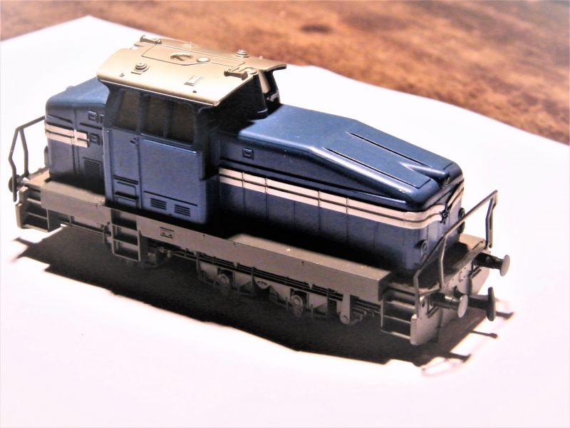 Märklin Diesellok Rangierlok Spur H0 0
