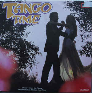 LP:   Pedro Lavagna Y Su Orchestra De Tangos Argentinos – Tango Time