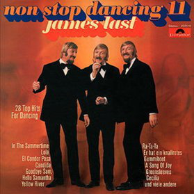 LP  James Last ‎– Non Stop Dancing 11