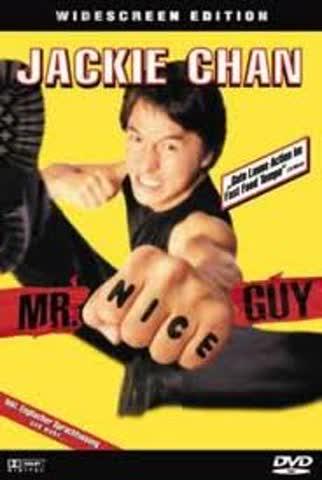 DVD: Mr. Nice Guy