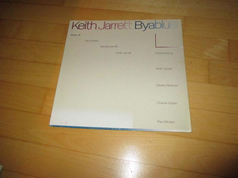Keith Jarrett Byablue, LP von 1977 mit Quartett