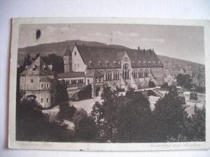 Alte AK Goslar am Harz Kaiserhaus mit Steinberg [69]