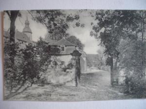 Alte AK Dornburg Schloßeingang [94]