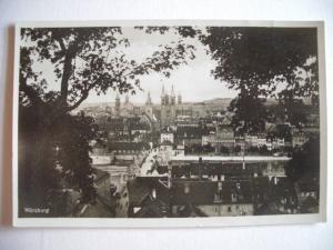 Alte AK Würzburg [132]