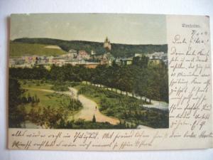 Alte AK Wiesbaden [142]