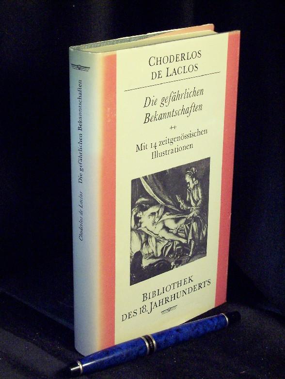 Laclos, Choderlos de: Die gefährlichen Bekanntschaften. Nr. 99101 ...