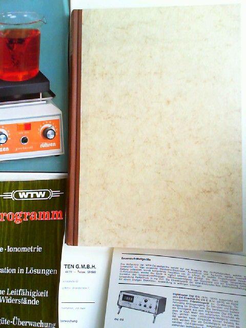 Laboratorium der N. V. Philips`Gloeilampenfabrieken, Eindhoven (Schriftleitung): Philips´ technische Rundschau. 9. Jahrgang 1947/1948 (in einem Band zusammengebunden). Diese Zeitschrift behandelt technische Fragen, die mit Erzeugnissen, Arbeitsverfahre...