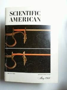 Scientific American: Scientific American Magazine. May 1968. Volume 218. Number 5: The Heat Pipe.