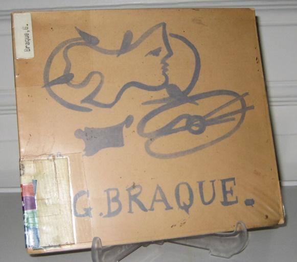 Buchheim, Lothar Günther (Hrsg.): George Braque. Das graphische Werk. Sammlung Buchheim-Militon.