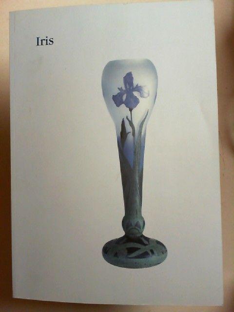 Dietrich, Helga und Helene Blum-Spicker (Hg.): Iris. Mythos - Symbol - Gestalt. Rhein-Kreis Neuss, Museum Zons, 14.6. - 25. 8. 2002.