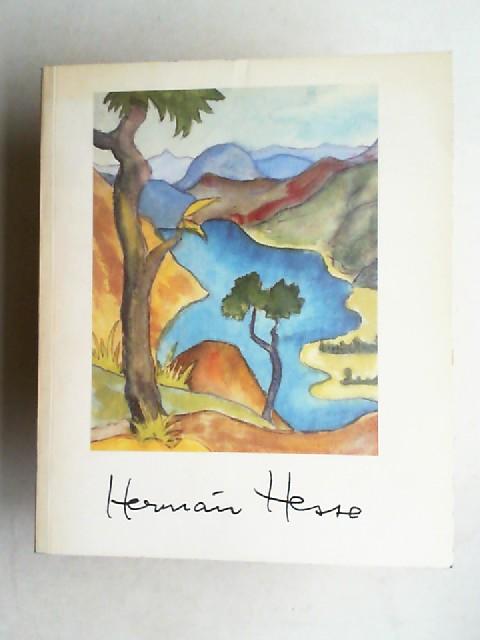Hesse, Hermann (Ill.) und Städtische Galerie Würzburg (Hg.): Hermann Hesse. 1877 - 1962. Aquarelle und Zeichnungen. Ausstellung vom 16. November 1986 - 11. Januar 1987, Städtische Galerie Würzburg.