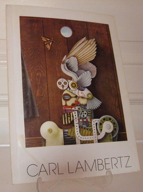 Hoyer, K. H. und Rüdiger Lange (Katalogredaktion): Sonderausstellung: Carl Lambertz. Eine Retrospektive aus Anlaß seines 70. Geburtstages im Städtischen Museum Schleswig vom 30. März bis 27. April 1980.