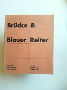 Nowald, Karlheinz (Bearb.): Brücke und Blauer Reiter. Aquarelle, Zeichnungen, Druckgraphik aus der Heidelberger Sammlung G. Ausstellung des Kurpfälzischen Museums Heidelberg; 20. Dezember 1968 bis 2. Februar 1969.
