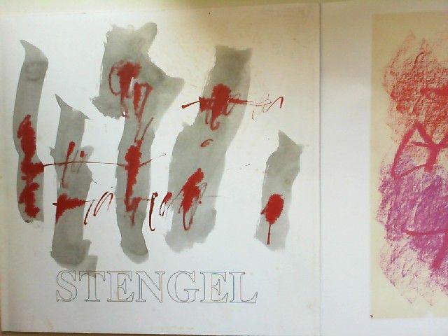 Stengel, Karl und Alessandro Tempi (Hg.): Stengel. Galerie C. C. Paul. Kunst der Gegenwart. Galleria D`Arte Contemporanea