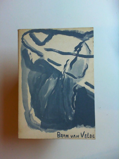van Velde, Bram (Ill.) und Hans-Hermann Rief: Bram van Velde. Das graphische Werk. Worpsweder Kunsthalle.