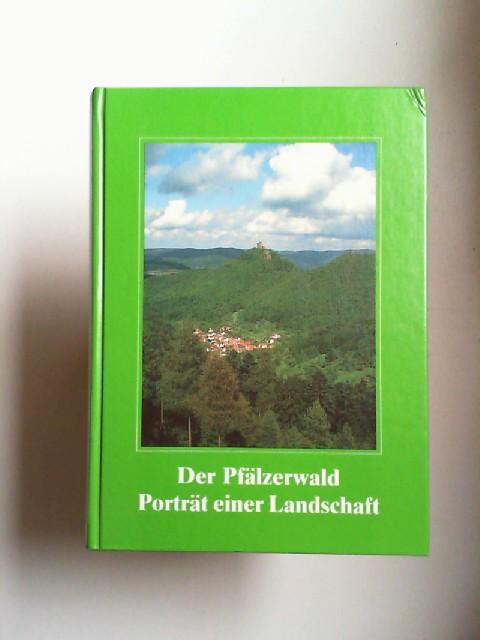 Geiger, Michael (Hrsg.): Der Pfälzerwald, Porträt einer Landschaft. hrsg. von Michael Geiger u.a. [Beitr. von: Helmut Beeger u.a. Fotos von: Gerhard Albert u.a. Illustrationen von: Arndt Hartung u.a.]
