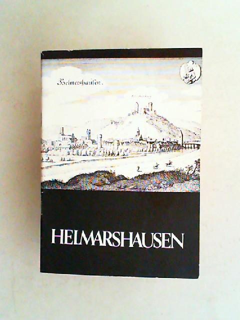 Schmidt, Hermann: Heimarshausen: Beiträge zur Geschichte der Stadt, der Reichsabtei und der Kunstwerkstätten Helmarshausen.