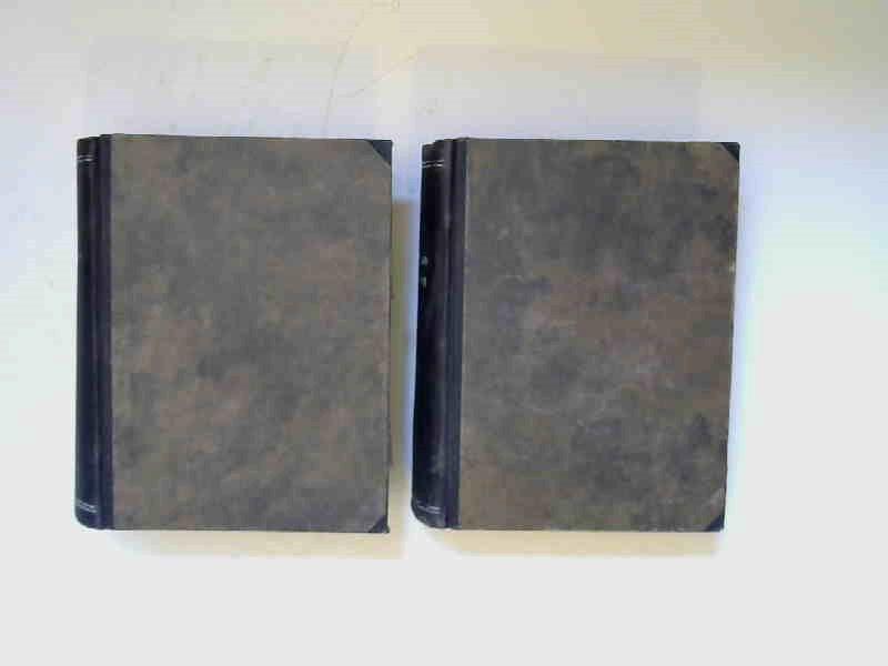 4 Bände in 2 Büchern - Tausend und eine Nacht. Arabische Erzählungen. Deutsch von Alexander König.