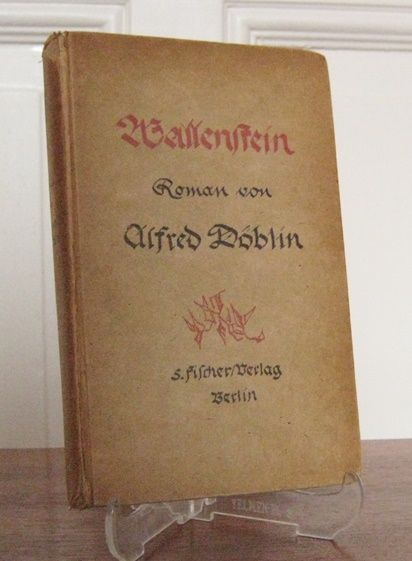 Döblin, Alfred: Wallenstein. Zweiter Band. Roman von Alfred Döblin.