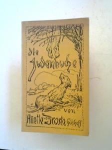 Droste-Hülshoff, Annette von und Alfred Kubin (Ill.): Die Judenbuche. Ein Sittengemälde aus dem gebirgichten Westfalen. Mit Zeichnungen von Alfred Kubin.