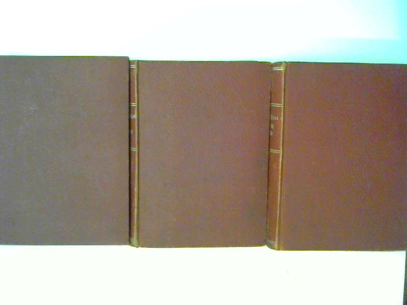 Eliot, George: 3 Bücher zusammen - George Eliot: 1 und 2) Adam Bede - Erster und zweiter Band.; 3) Silas Marner: The Waver of Raveloe. [Collection of British Authors: Volume 482; 483; 550]