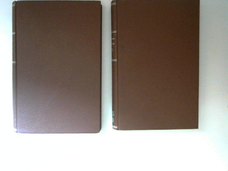 La Fontaine, Jean de und E. O. Lubarsch: 2 Bücher zusammen - Fables de J. de la Fontaine. Erklärt von E. O. Lubarsch. Erster Teil: Buch I - III; Dritter Teil: Buch VII-IX.
