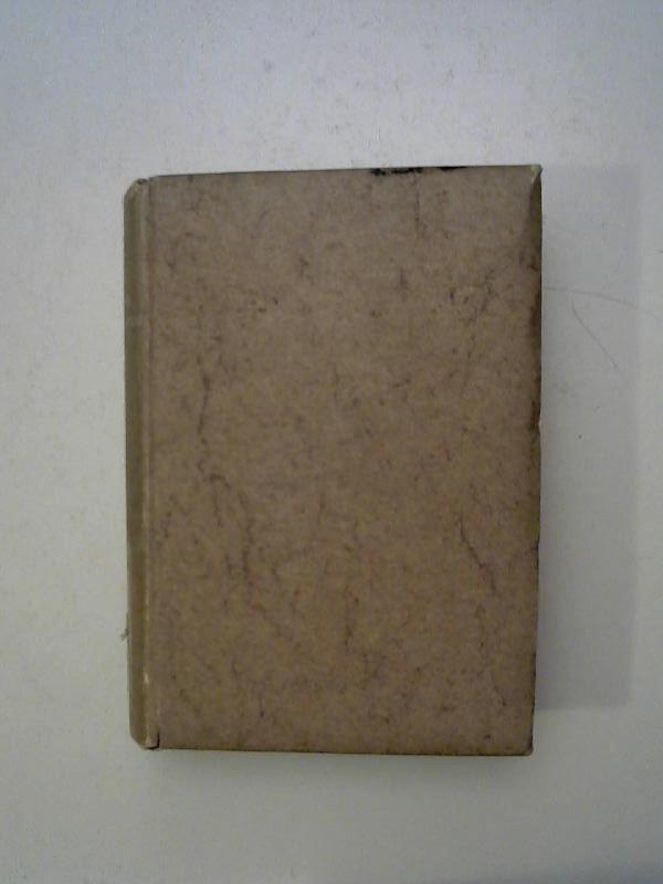 Sinclair, Upton: Im Auftrag des Präsidenten. Roman. Einzig autorisierte Übertragung aus dem Amerikanischen von N. O. Scarpi.