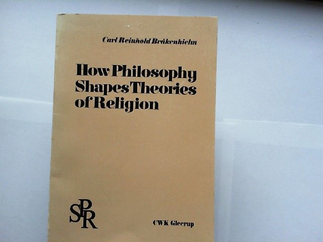 Brakenhielm, Carl-Reinhold and [Bråkenhielm]: How Philosophy Shapes Theories of Religion. An Analysis of contemporary Philosophies of Religion with special regard to the thought of John Wilson, John Hick and D Z Phillips. [Doctoral Dissertation; Studia...