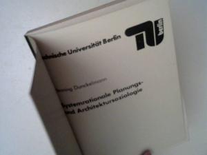 Dunckelmann, Henning: Systemrationale Planungs- und Architektursoziologie.